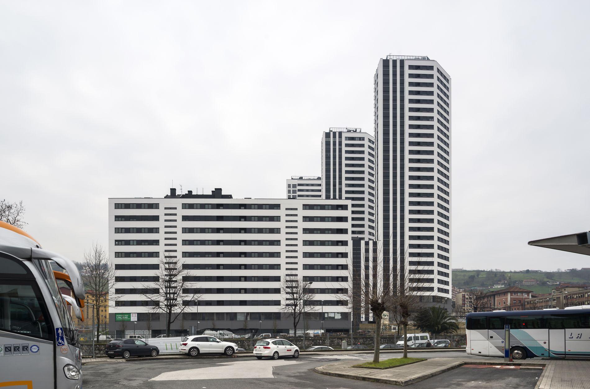 Fiark - 318 Viviendas VPO y 289 tasadas en Bilbao 11