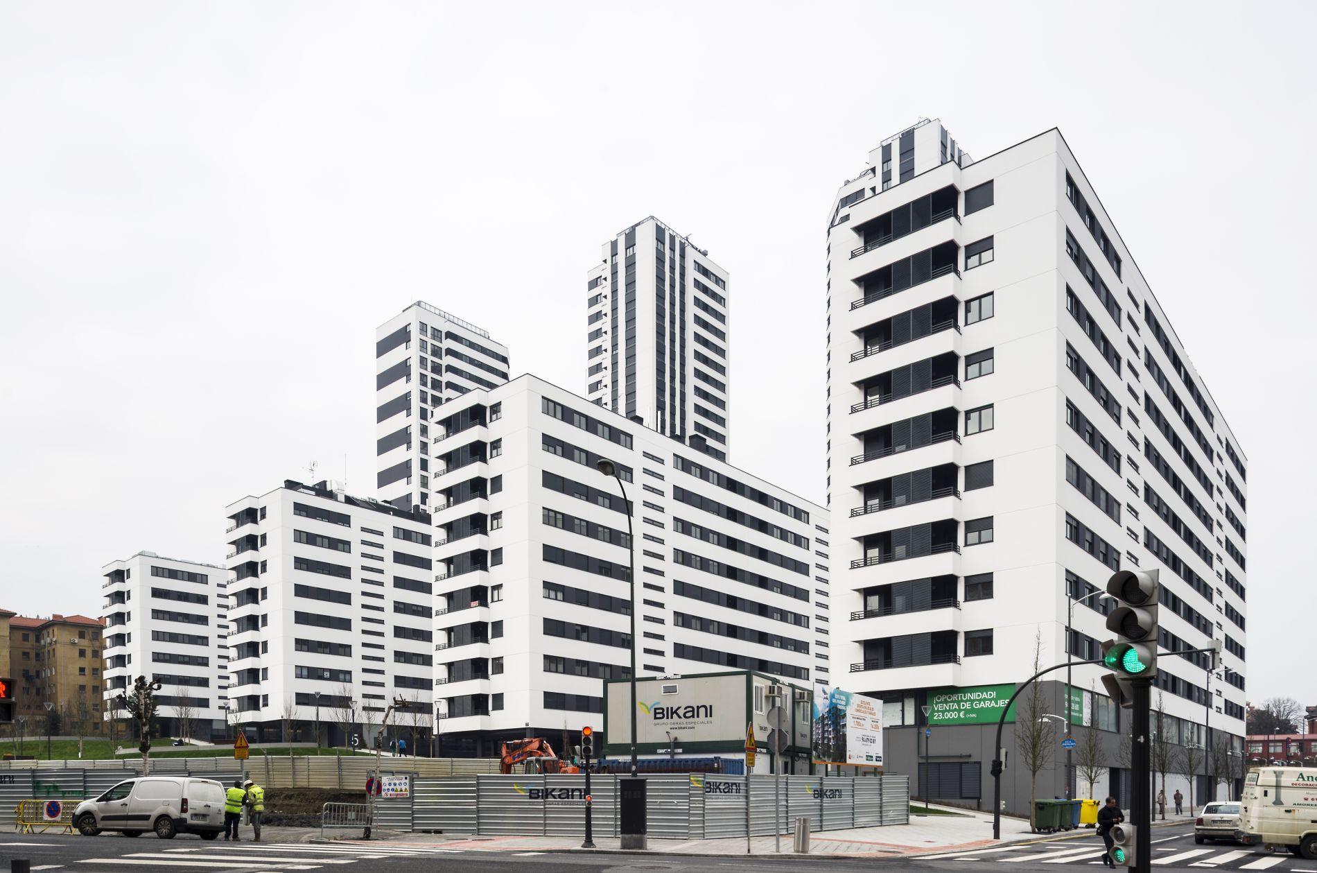 Fiark - 318 Viviendas VPO y 289 tasadas en Bilbao 12