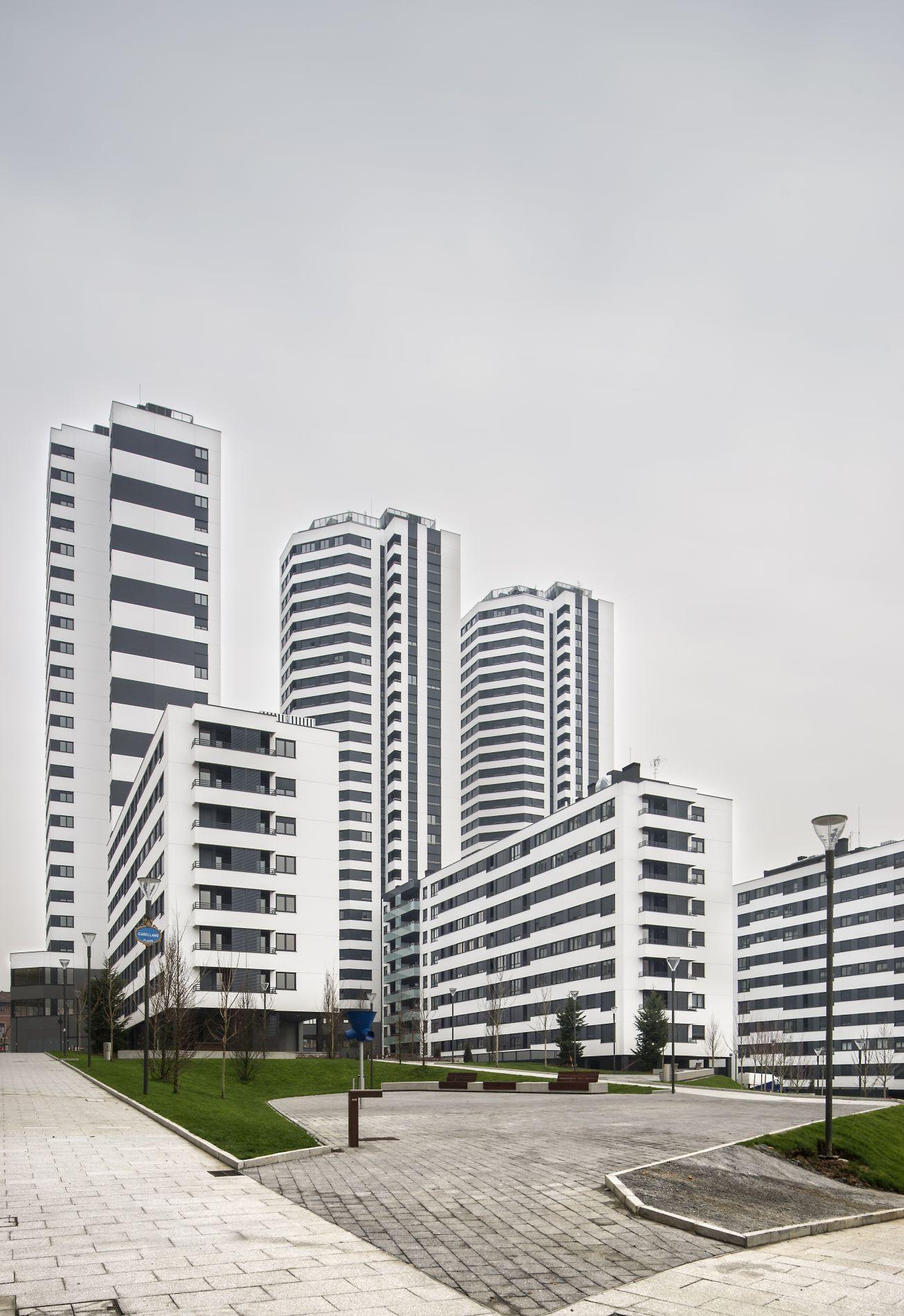 Fiark - 318 Viviendas VPO y 289 tasadas en Bilbao 3