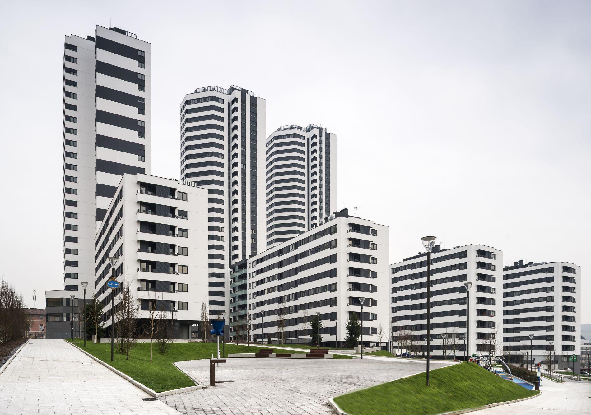 Fiark - 318 Viviendas VPO y 289 tasadas en Bilbao 4