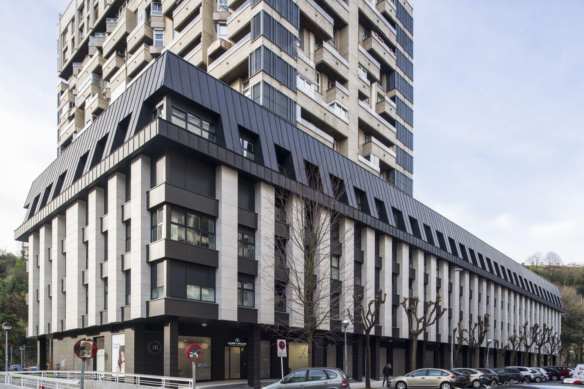Fiark - 80 viviendas calle podavines 17