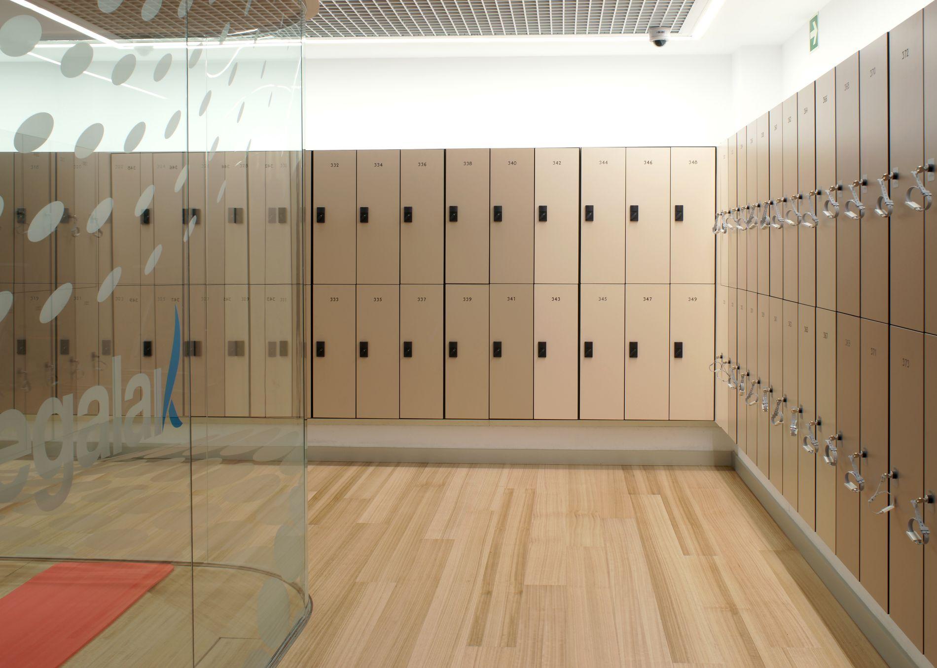 Fiark - Centro deportivo adaptado Hegalak 25