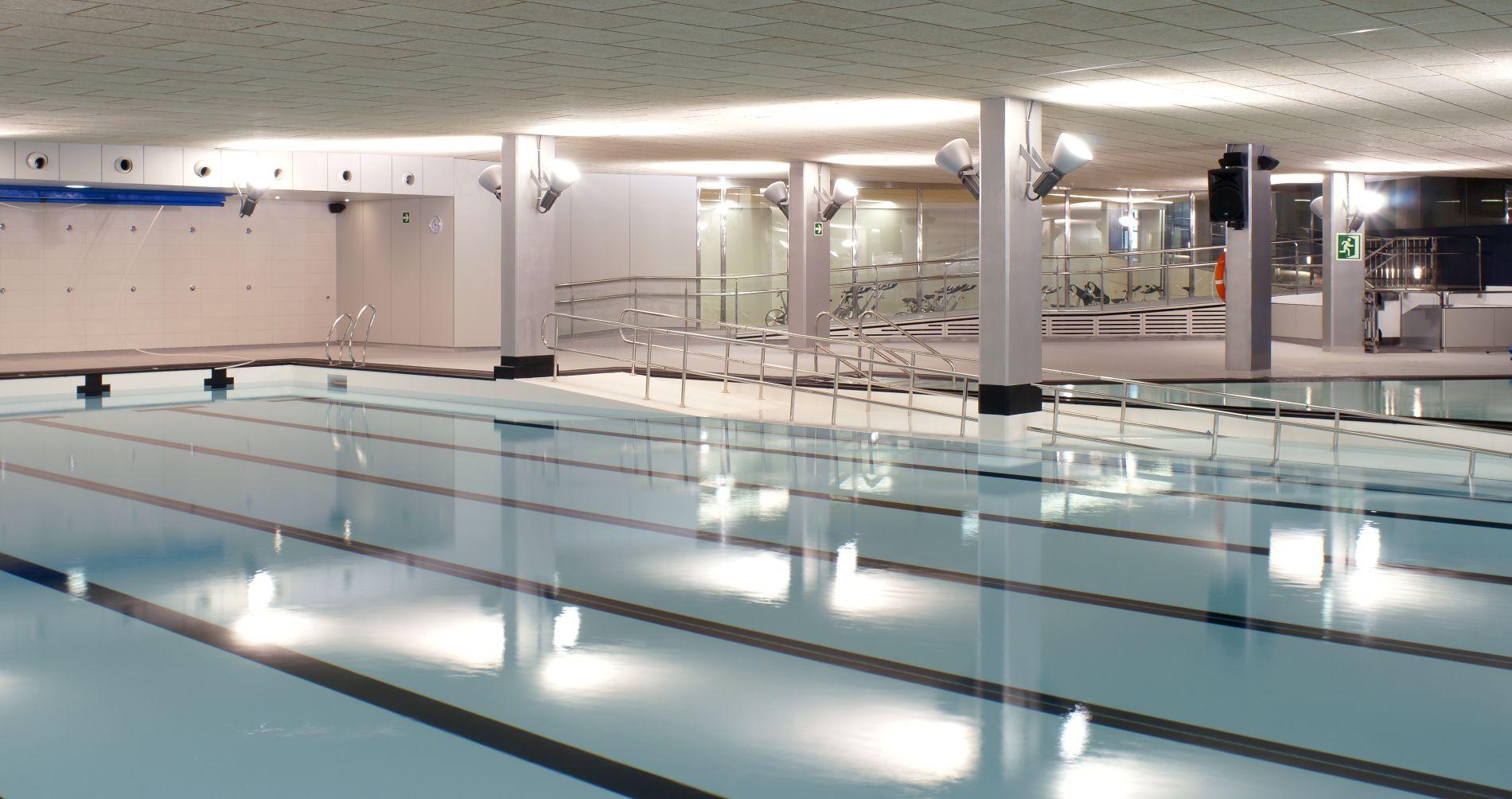 Fiark - Centro deportivo adaptado Hegalak 27