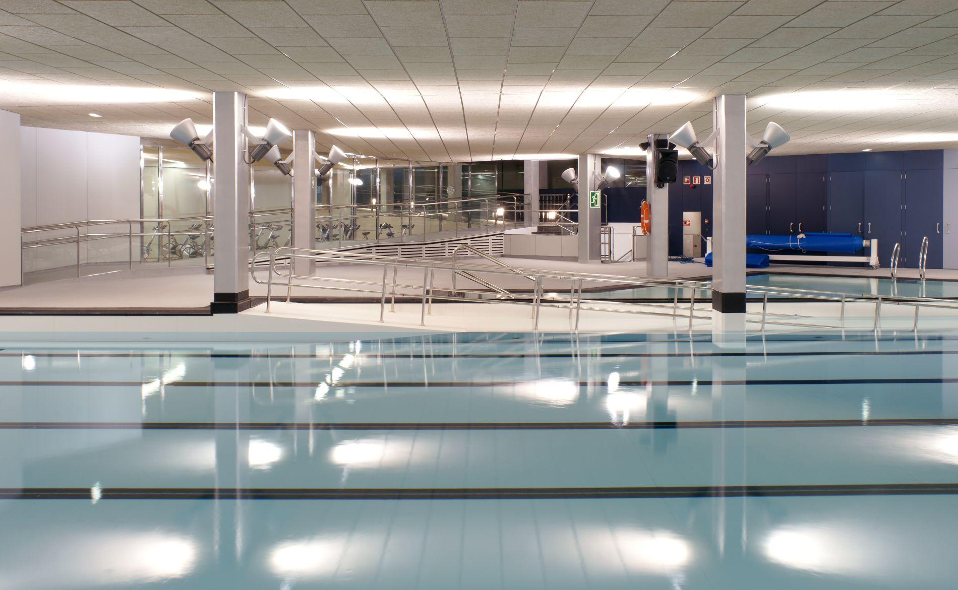Fiark - Centro deportivo adaptado Hegalak 28