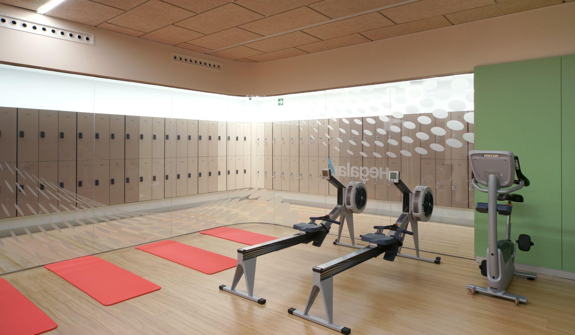 Fiark - Centro deportivo adaptado Hegalak 31