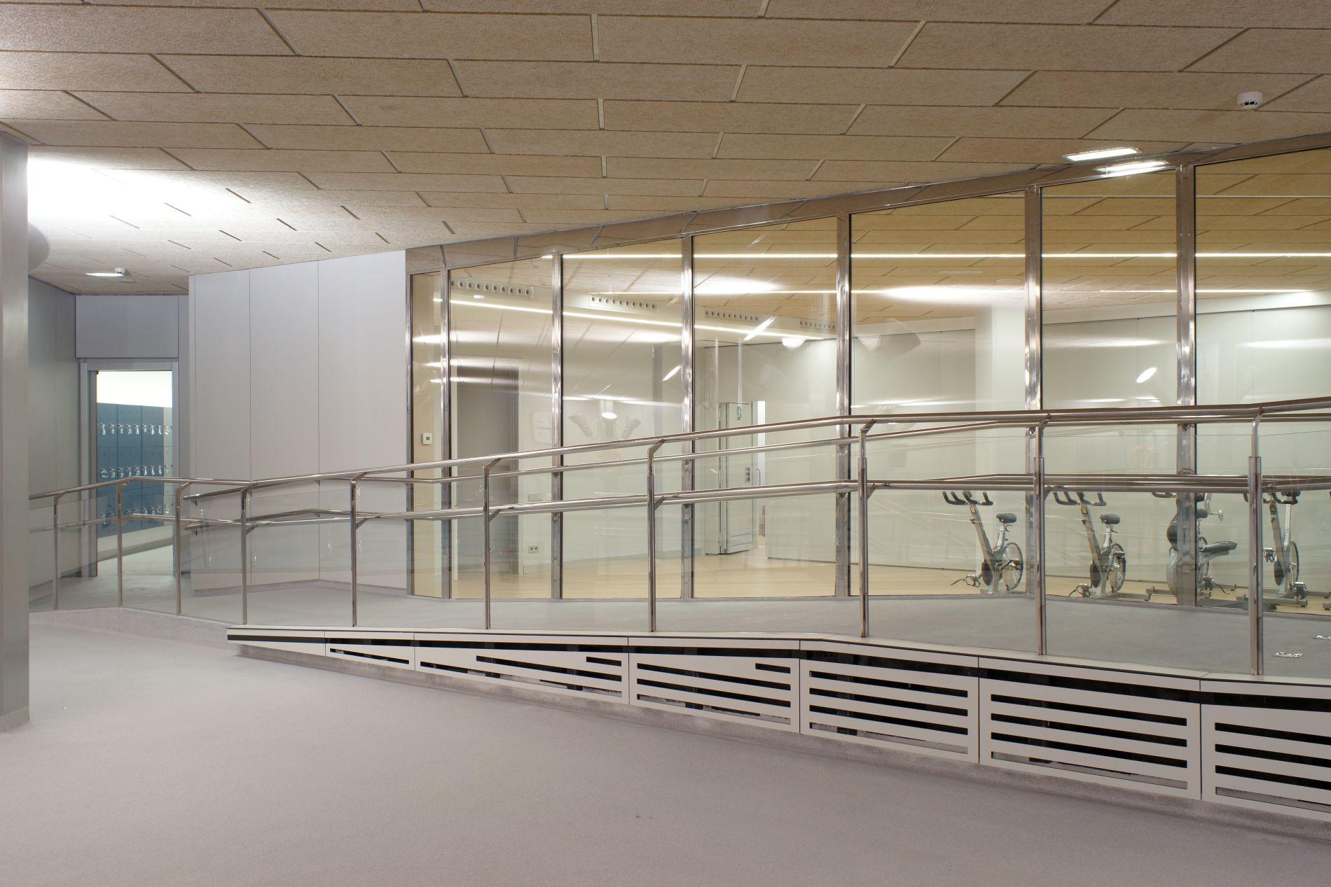 Fiark - Centro deportivo adaptado Hegalak 9