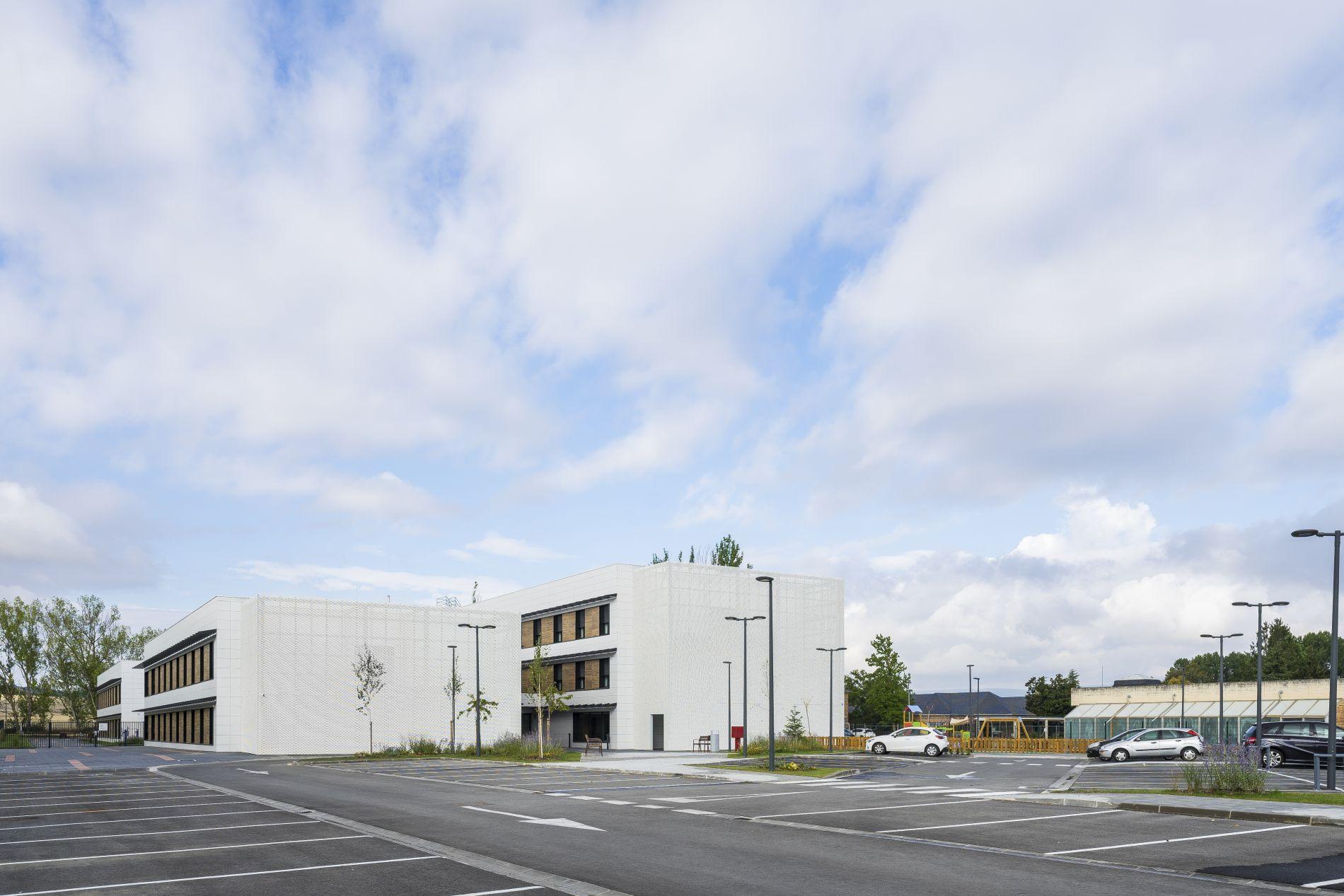 Fiark - Centro socio sanitario en Zizur 2